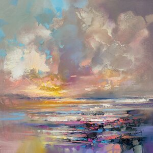 'Radiant Energy' by Scott Naismith Print on Canvas