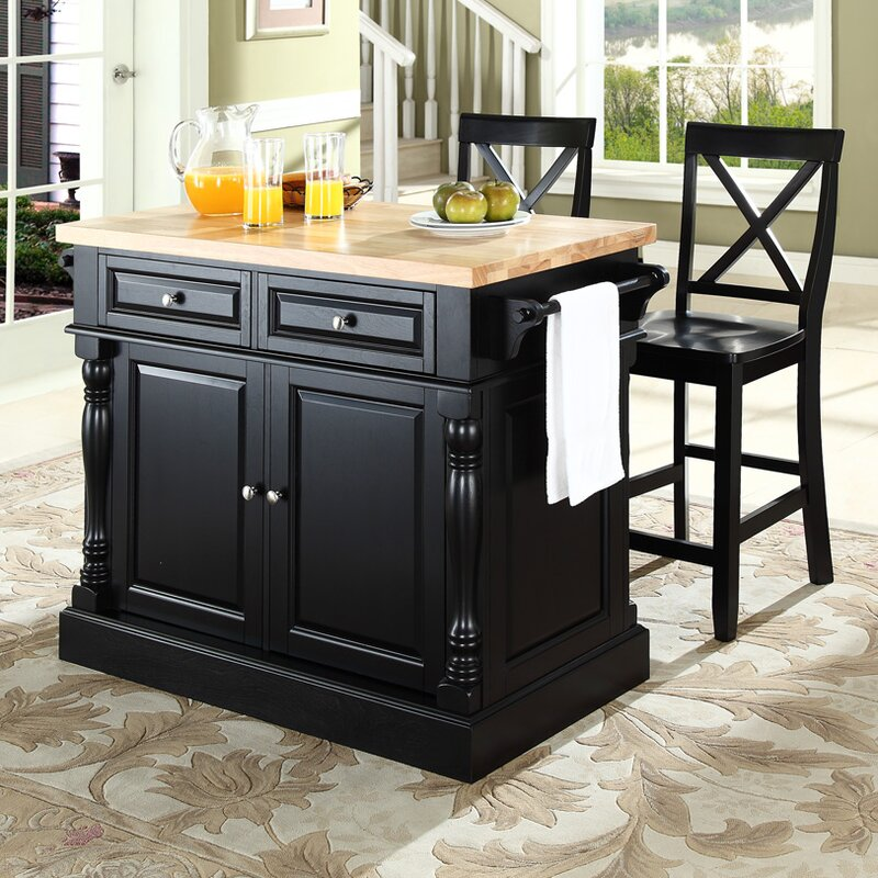 Plain Kitchen Island X And Decorating Ideas