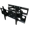 """Mount-it Dual Articulating Arm Universal Wall Mount for 32"""" - 65"""" Plasma/LCD/LED"""