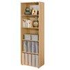 House Additions Parini Tall 180cm Standard Bookcase