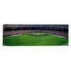 iCanvas Panoramic Baseball Stadium in San Francisco, California Photographic Print on Canvas