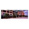 iCanvas Panoramic Baseball Stadium Minute Maid Park, Houston, Texas Photographic Print on Canvas