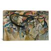 Composition V by Wassily Kandinsky Painting Print on Canvas