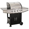 Rowlinson Calgary Gas Barbecue with 4 Burners