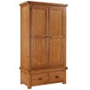 Homestead Living Flutet 2 Door Wardrobe