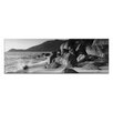 Artist Lane Prom Rocks, Wilsons Prom by Andrew Brown Photographic Print on Canvas in Black/White