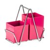 Premier Housewares Double Cutlery Caddy with Handle