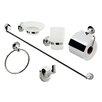 Cassellie 6-Piece Bathroom Accessory Set