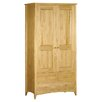 All Home Stavely 2 Door Wardrobe