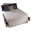 Home & Haus Cambrian Memory Foam Divan Bed