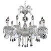 Allegri by Kalco Lighting Giordano 10-Light Crystal Chandelier