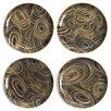 Jonathan Adler Malachite Coasters (Set of 4)