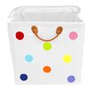 Monica Lazzari Design Stamps Storage Fabric Basket for Module Drawer B