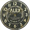 Roger Lascelles Clocks Patisserie Alex Wall Clock