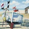 Art Group Windy Day by Jane Hewlett Canvas Wall Art