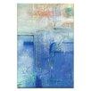 Artist Lane Serene Moments No.3 by Kathy Morton Stanion Art Print Wrapped on Canvas