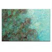 Artist Lane Over the Reef by Jennifer Webb Art Print Wrapped on Canvas