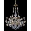 Schonbek Renaissance 6-Light Crystal Chandelier