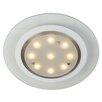 Steinhauer 1 Light Flush Ceiling Light
