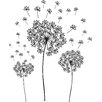 Wallpops! Dandelions Wall Stickers