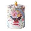 Butterfly Bloom Tea Jar