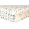 Trend Lab Paddington Bear™ Fitted Crib Sheet