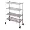 "IMC Teddy Economy 61"" H Four Shelf Shelving Unit"