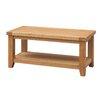 Heartlands Furniture Acorn Coffee Table with Magazine Rack