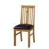 Heartlands Furniture Acorn Solid Oak Upholstered Dining Chair (Set of 2)