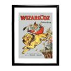 Star Editions The Wizard of Oz by William Wallace Denslow Framed Vintage Advertisement