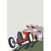 Star Editions Goodwood by Dave Thompson Graphic Art