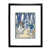Star Editions The Wizard of Oz by William Wallace Denslow Framed Art Print