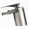 Kokols Single Handle Single Hole Vessel Bathroom Waterfall Faucet