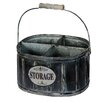 Château Chic Fourway 15cm Storage Tin Bucket