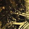 LanaKK Jungle Graph 5 Piece Graphic Art on Canvas Set