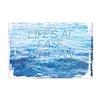 """Oliver Gal Leinwandbild """"Ocean Breeze"""" von Blakely Home, Grafikdruck"""