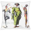 Apelt Commedia 100% Cotton Cushion Cover