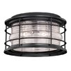 Vaxcel Hyannis 2-Light Flush Mount