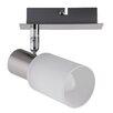 Bel Étage 1 Light LED Semi Flush Ceiling Light