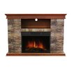 """Stonegate Sanibel 48"""" TV Stand with Electric Fireplace"""