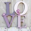 House Additions Imp Romantique Violette Photographic Print Wrapped on Canvas