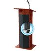 Oklahoma Sound Power Plus Floor Lectern