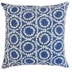 Gaerwn Geometric Outdoor Throw Pillow