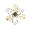 SKStyle Rope Daisy Flower Head Wall Decor