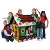 Wrigglebox Gingerbread Play Tent