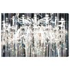 Oliver Gal 'Diamond Shower' Graphic Art on Wrapped Canvas