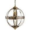 Firstlight MAYFAIR 3 Light Globe Pendant