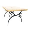 Europa Leisure Dining Table