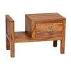 Bel Étage 1 Drawer Bedside Table