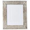 Loon Peak Grey Wood Picture Frame